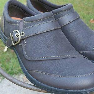 Merrell Dassie Buckle Casual Shoes ~ Espresso